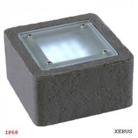 Garden Lights XERUS 3540531 į žemę montuojamas šviestuvas 1x2W/GU5,3/MODUL16LED