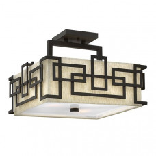 Hinkley Lighting--HK-LANZA-SF-ELSHK/LANZA/SF