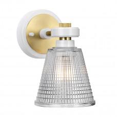 Elstead Lighting--BATH-GUNNIS1-WAB-ELSBATH/GUNNIS1 WAB
