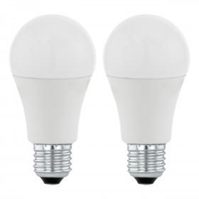 Eglo 11484 2x LED lemputė E27 12W 1055lm 3000K