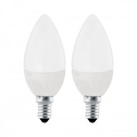 Eglo 10793 2x LED lemputė E14 4W 320lm 4000K